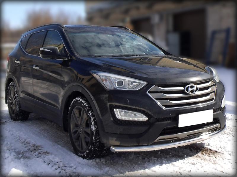 Toyota Venza 2014 Тюнинг Santa Fe в Харькове