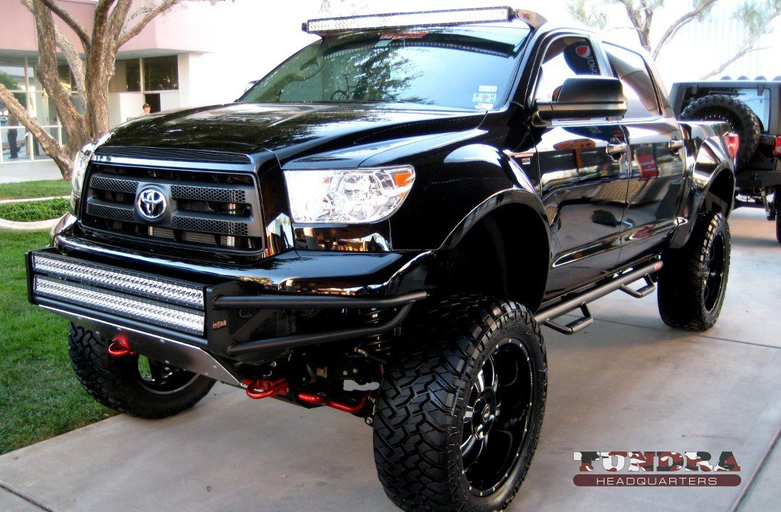 Commercial Vehicles For Sale In Northern California: Тюнинг Toyota Tundra (Тойота тундра) в Харькове