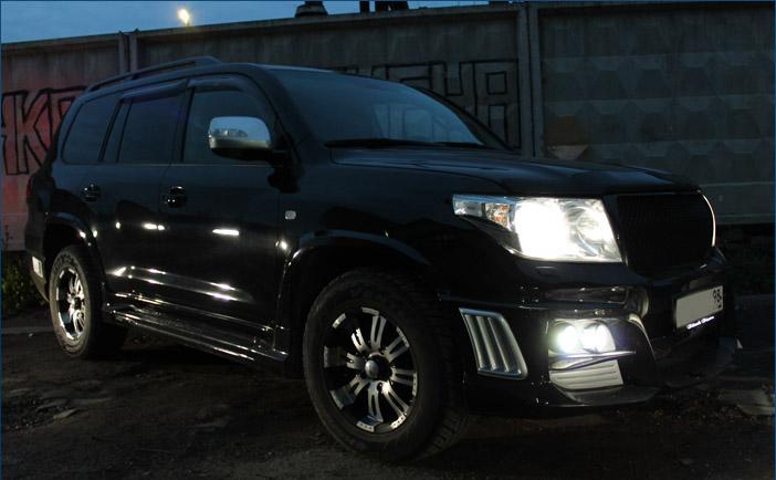 Toyota land cruiser 200 wald black bison 2 1